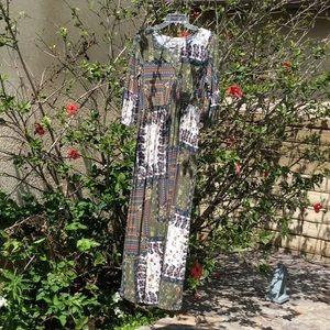 One World Boho maxi dress